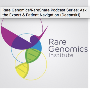 Rare Disease Podcast on Huntington's disease