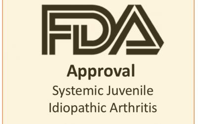 FDA Approves Subcutaneous Actemra for Systemic Juvenile Idiopathic Arthritis