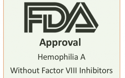 FDA Approves Hemlibra for Hemophilia A Without Factor VIII Inhibitors