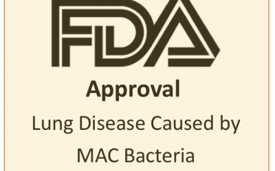 FDA Approves Antibacterial Drug for Rare Lung Disease