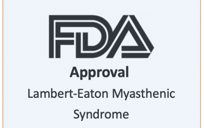 FDA Approves First Treatment for Lambert-Eaton Myasthenic Syndrome
