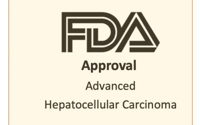 FDA Approves Cabozantinib for Advanced Hepatocellular Carcinoma