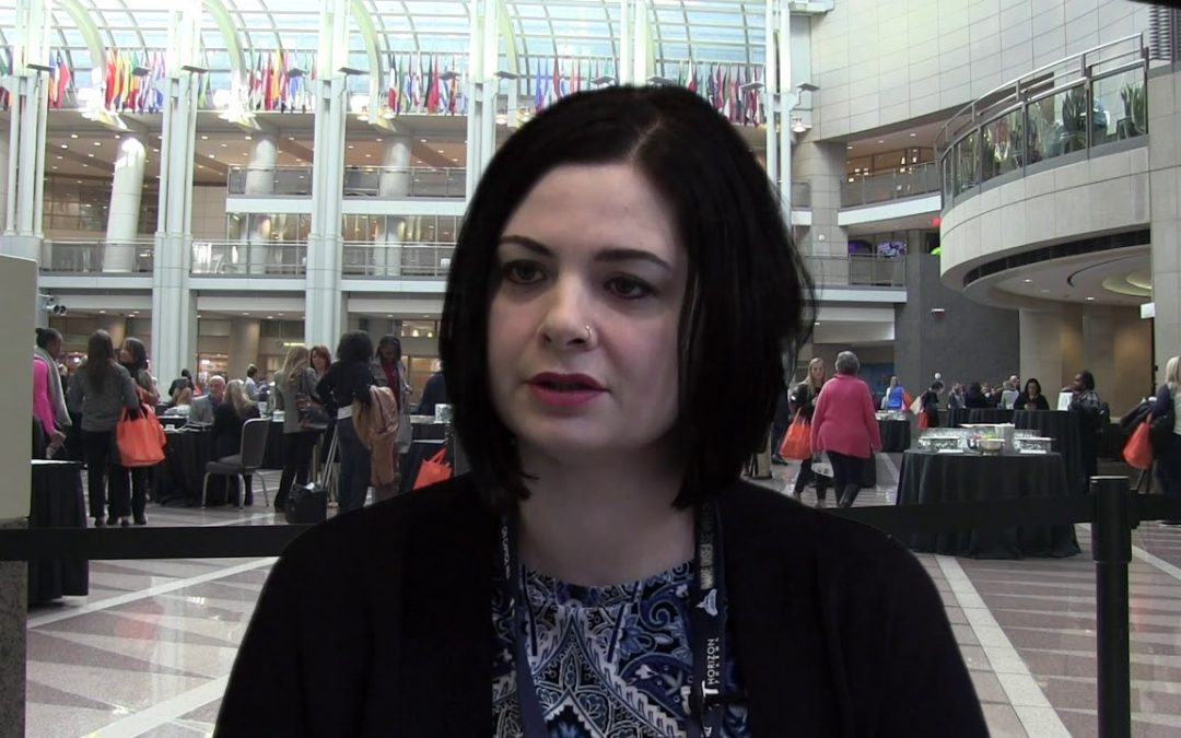 Becky Abbott of NFED on Why She Attends Rare Disease Week