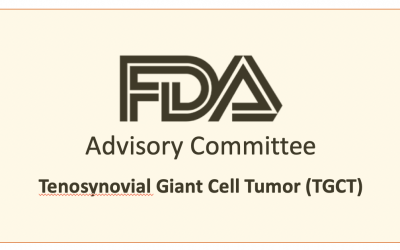 FDA Advisory Committee Supports Approval of Pexidartinib for Tenosynovial Giant Cell Tumor
