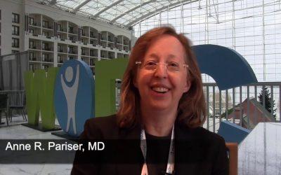 Anne R. Pariser, MD Discusses Rare Disease Research at the NIH