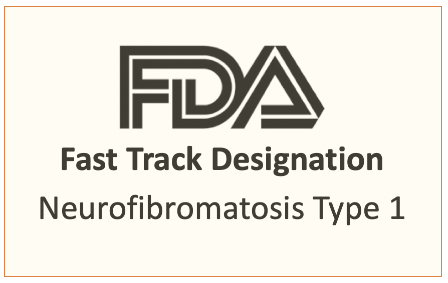FDA Grants Fast Track Designation for Neurofibromatosis Type 1 Therapy