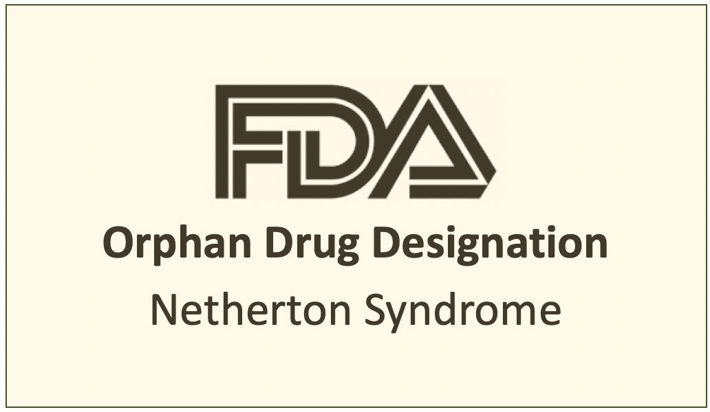 The FDA Grants Orphan Drug Designation LM-030 For Netherton Syndrome