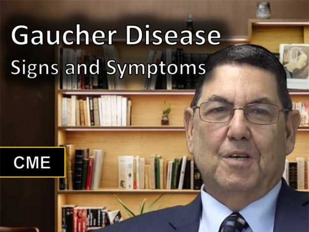 Signs and Symptoms of Gaucher Disease course image
