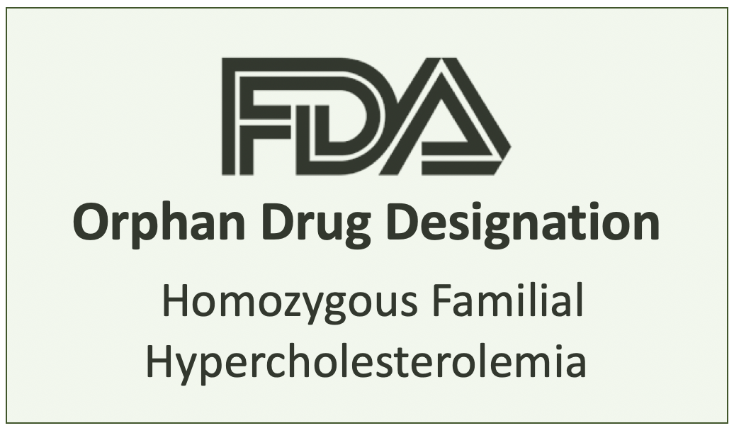 FDA Grants Orphan Drug Designation to ARO-ANG3 for HoFH
