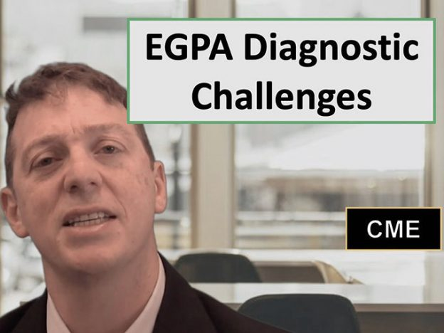 Eosinophilic Granulomatosis with Polyangiitis (EGPA) Diagnostic Challenges course image