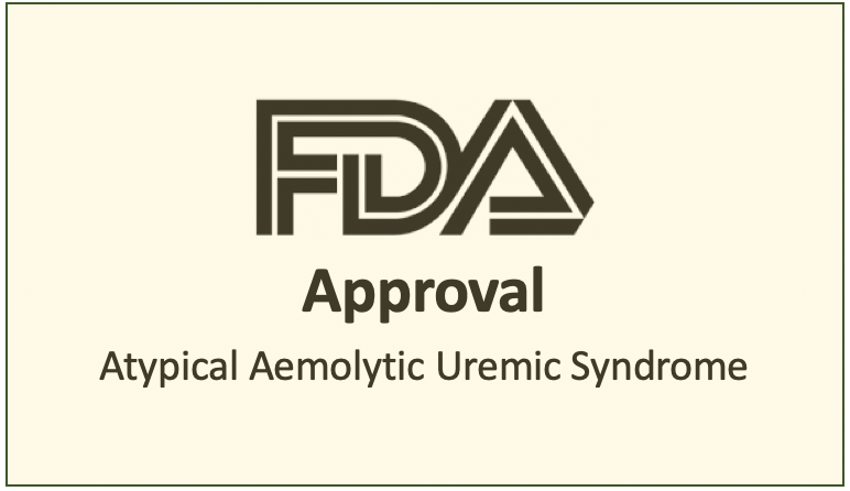 FDA Approves New Complement Inhibitor for Patients With aHUS