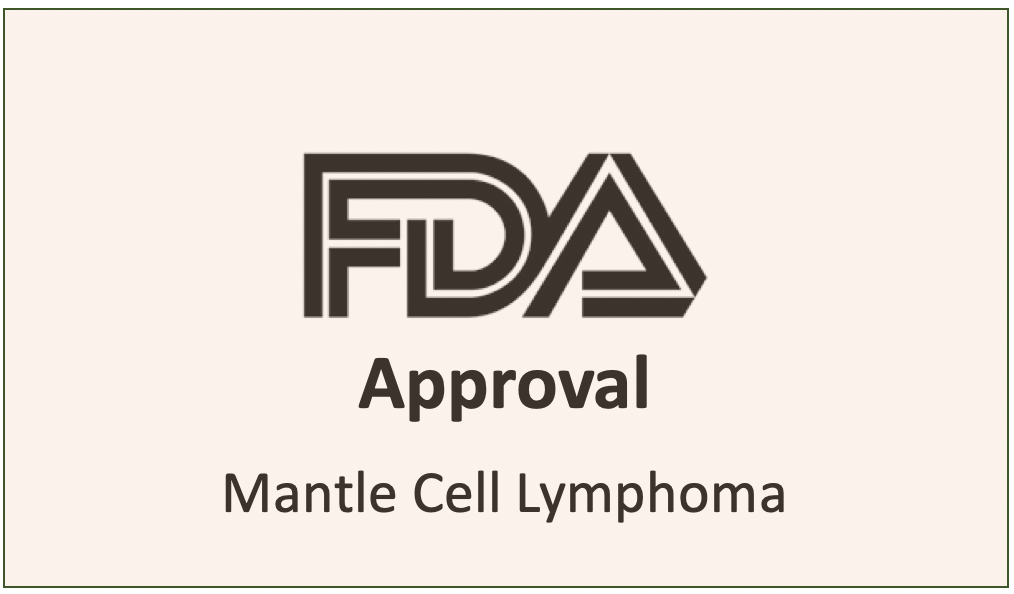 FDA Approves Mantle Cell Lymphoma Drug Developed By Chinese Pharma Company