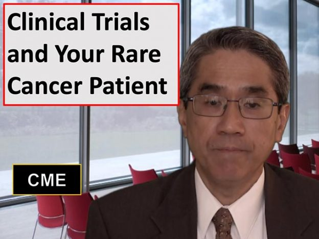 Rare Disease Clinical Trials: Educating and Managing Rare Cancer Patients in Clinical Trials course image