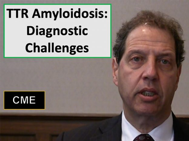 TTR Amyloidosis: Confirming a Diagnosis course image