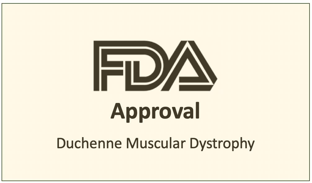 FDA Approves Second Exon-Skipping Drug for Duchenne
