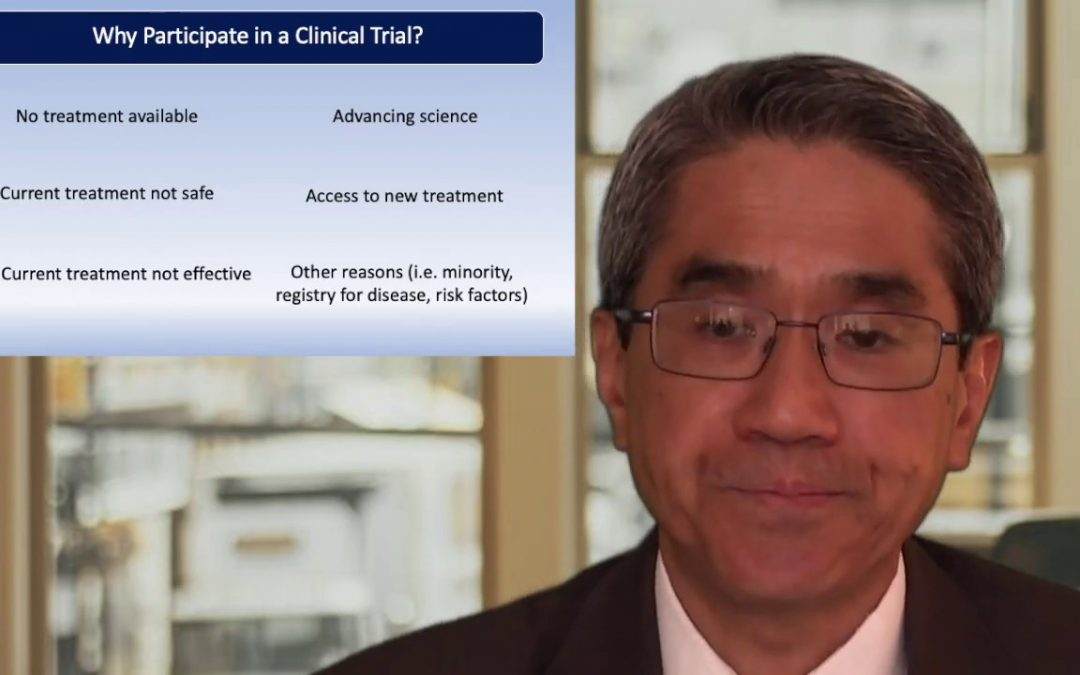 Why Do Patients Participate in Clinical Trials?