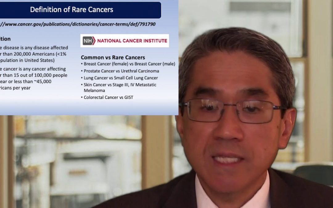 What is a Rare Cancer?