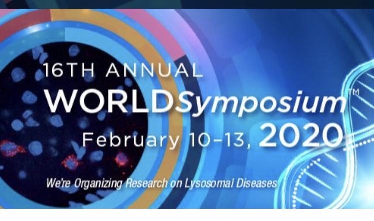 WORLDSymposium 2020 Preview