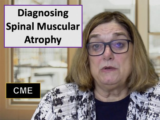 Diagnosing Spinal Muscular Atrophy course image