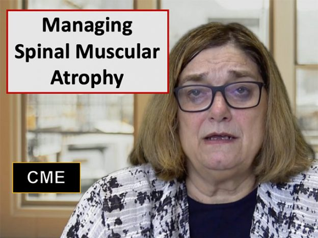 Managing Spinal Muscular Atrophy course image