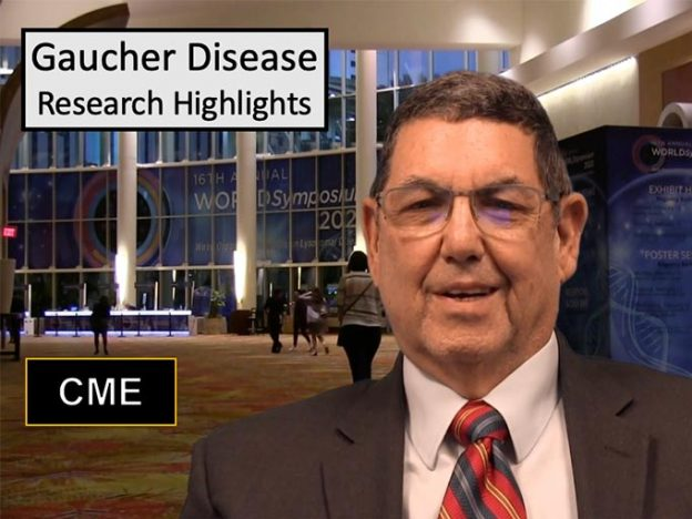 Gaucher Disease Highlights from WORLDSymposium 2020 course image
