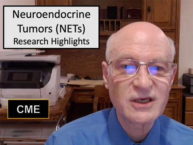 Neuroendocrine Tumors (NETs) Abstract Highlights from ENDO 2020 course image