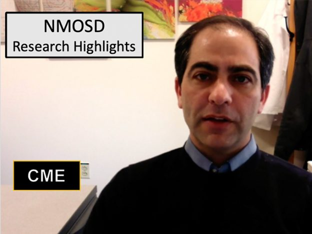 NMOSD Abstract Highlights from AAN 2020 course image