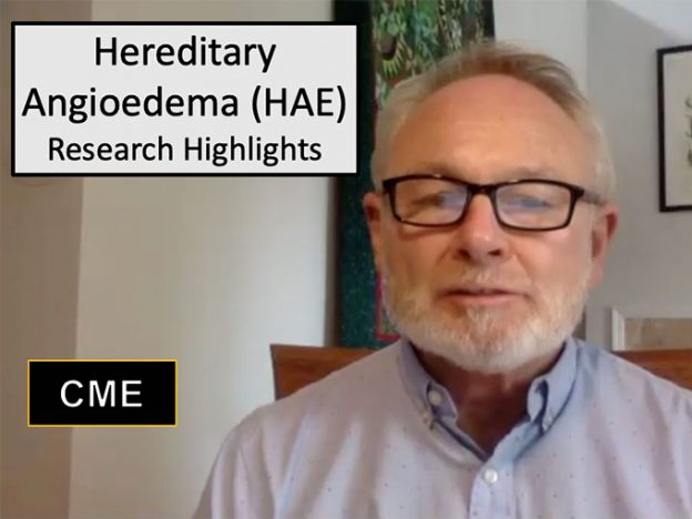 Hereditary Angioedema Abstract Highlights From AAAAI 2020 course image