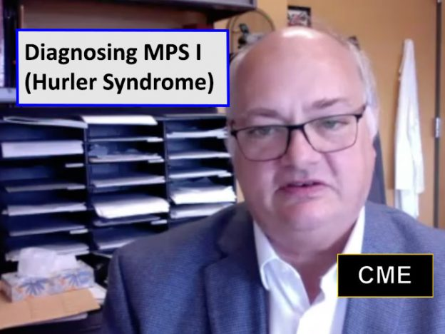 Diagnosing Mucopolysaccharidosis I course image