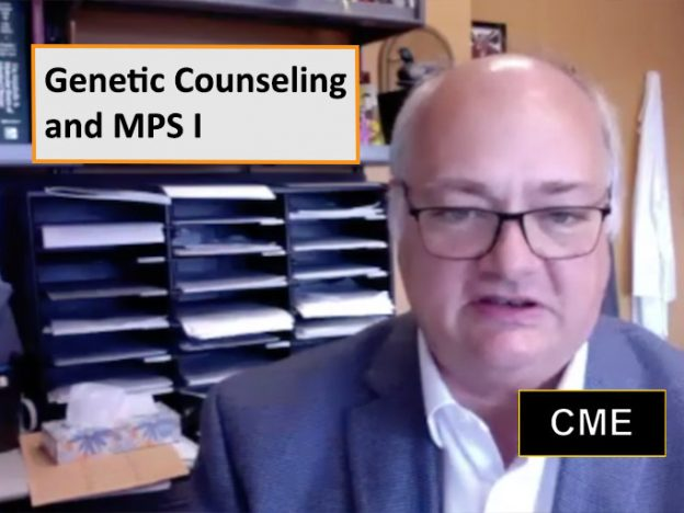 Genetic Counseling and Mucopolysaccharidosis I course image