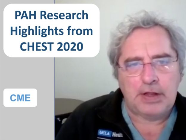 Pulmonary Arterial Hypertension (PAH) Highlights from CHEST 2020 course image