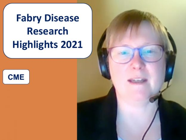 Fabry Disease Research Highlights: WORLDSymposium 2021 course image