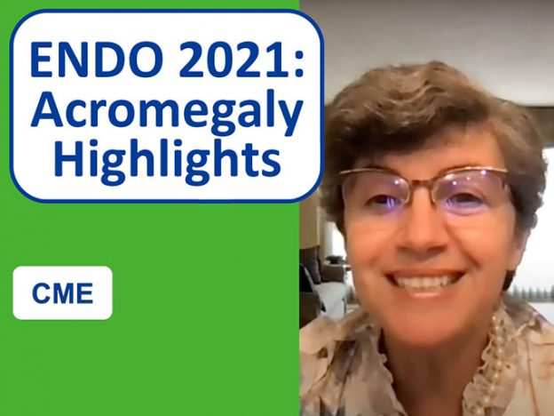 Acromegaly Highlights from ENDO 2021 course image