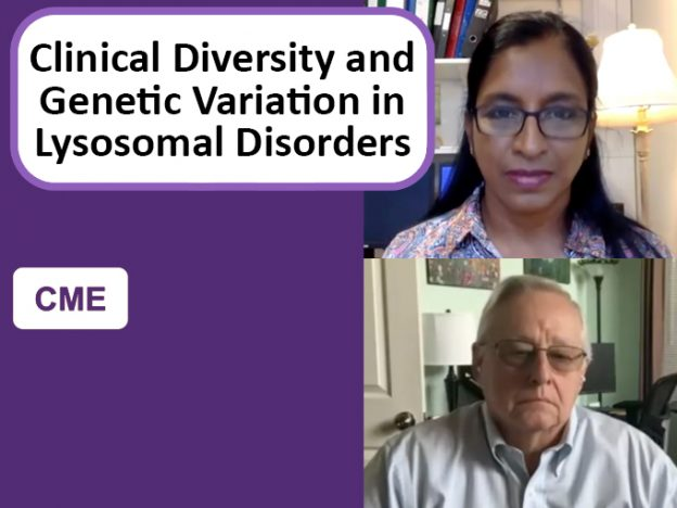 Clinical Diversity and Genetic Variation in Lysosomal Disorders course image